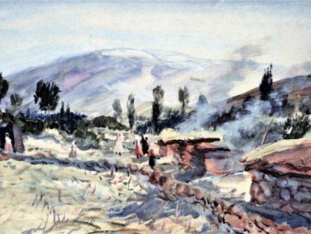 postkaart ARMEENIA