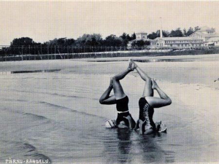 Pärnu rannaelu