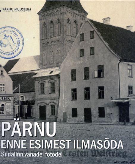 Pärnu enne esimest ilmasõda